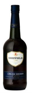 Sheffield Cellars Cream Sherry 750ml - Case of 12